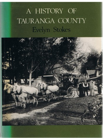 Image for A history of Tauranga County