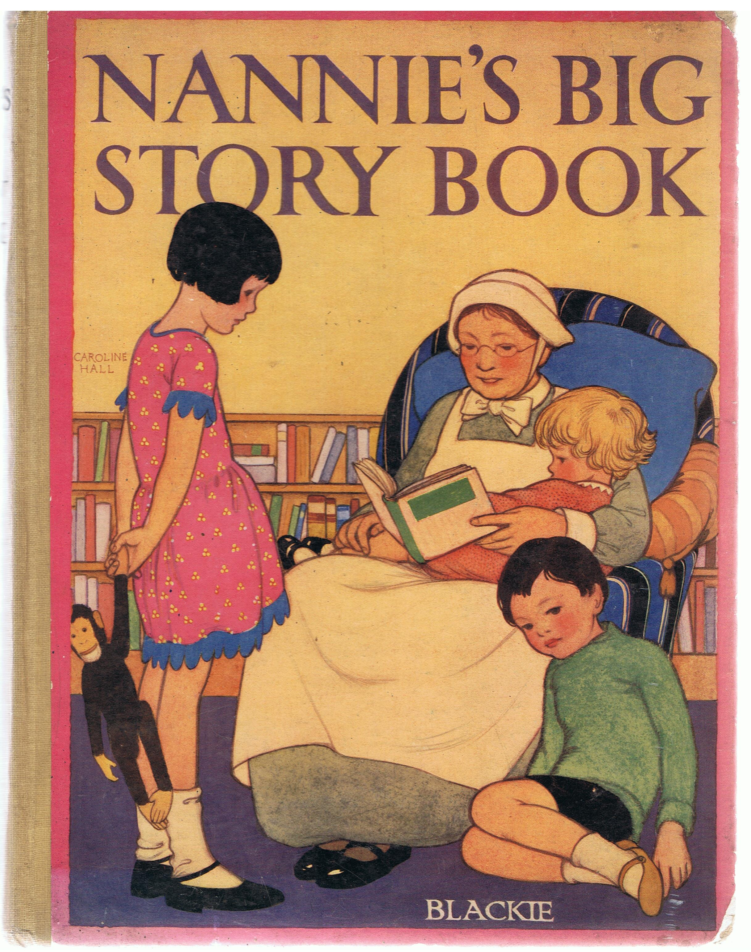 Image for Nannie's Big Story Book