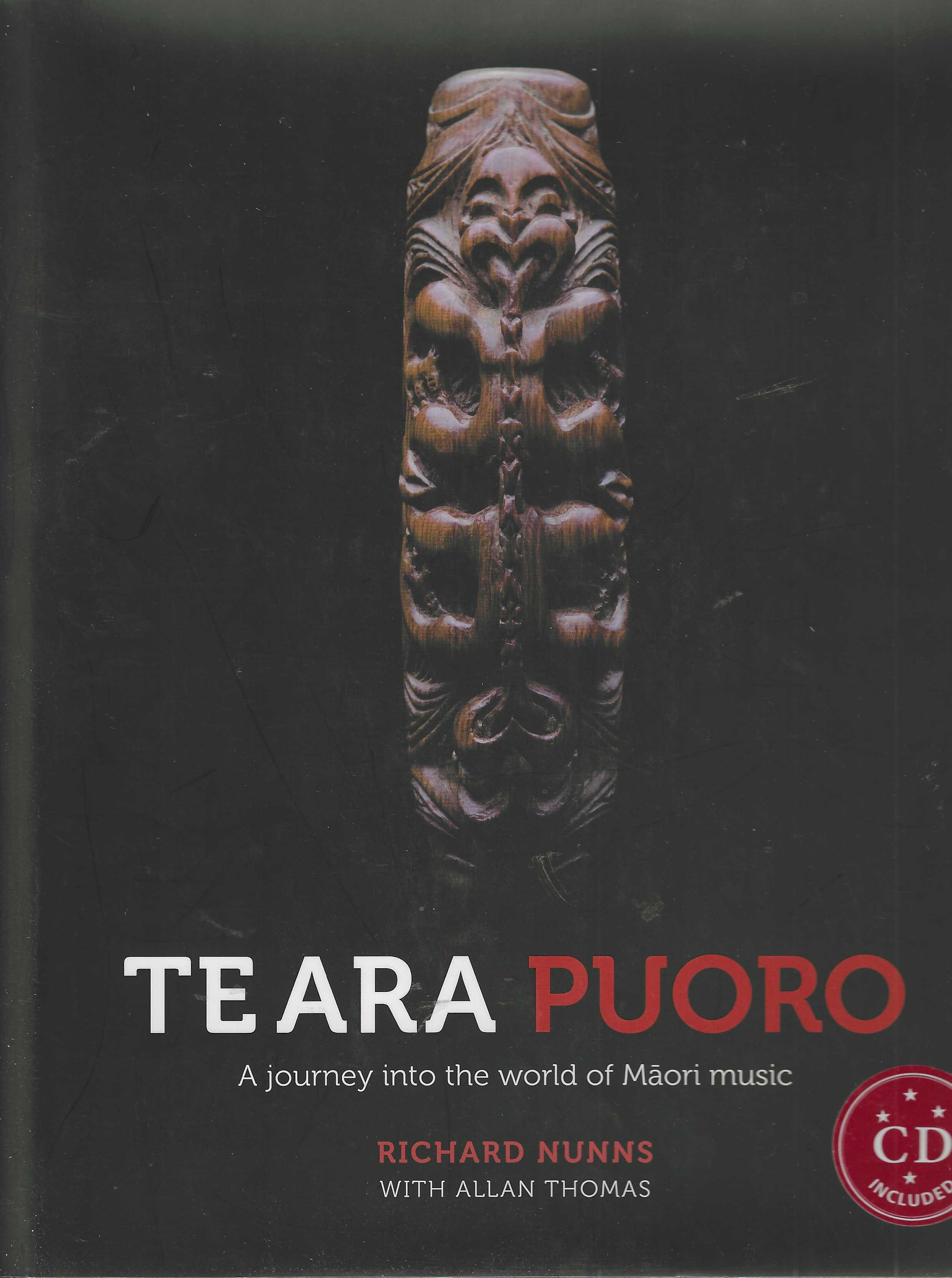 Image for Te Ara Puoro - a journey into the world of Maori music