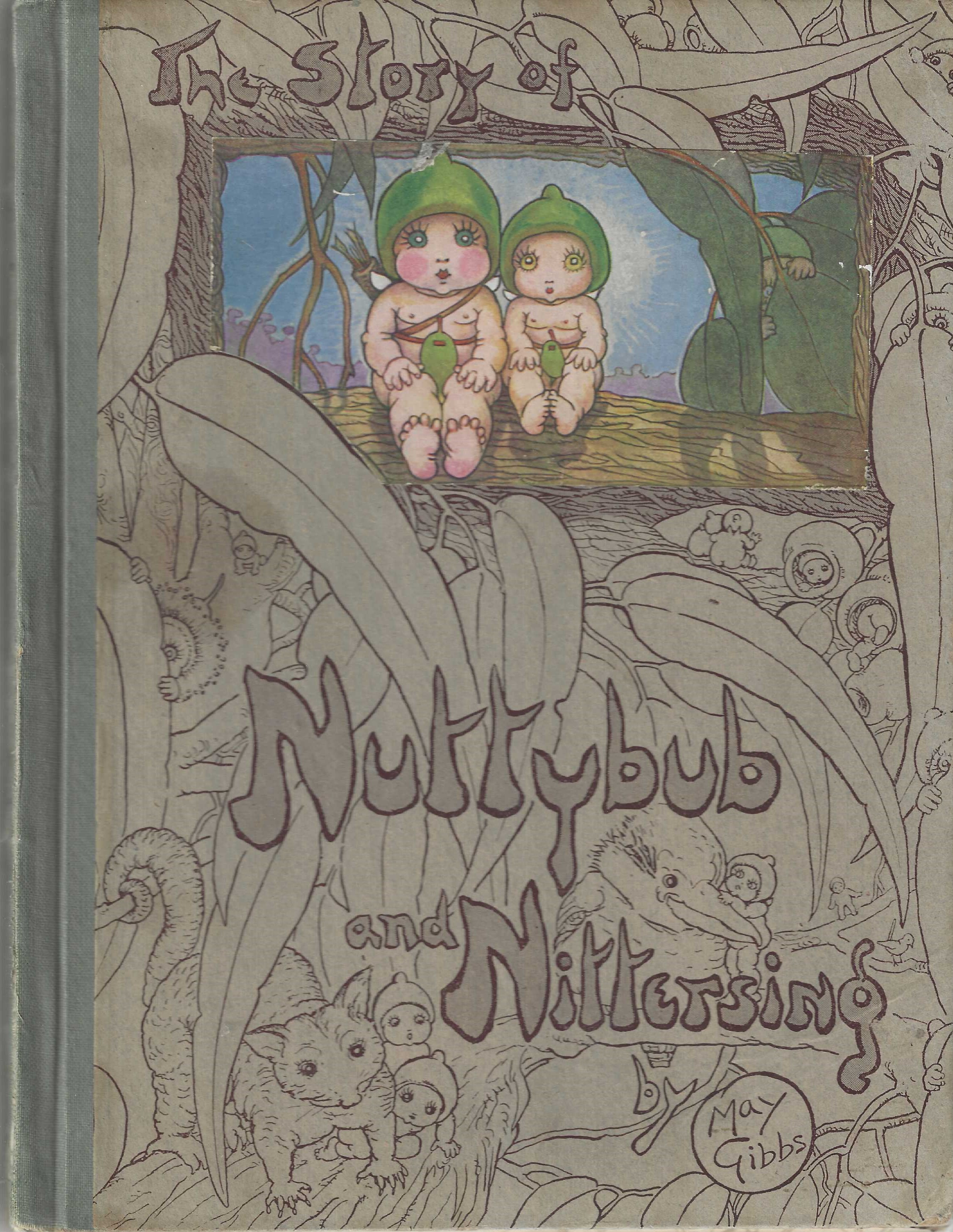 Image for The Story of Nuttybub and Nittersing