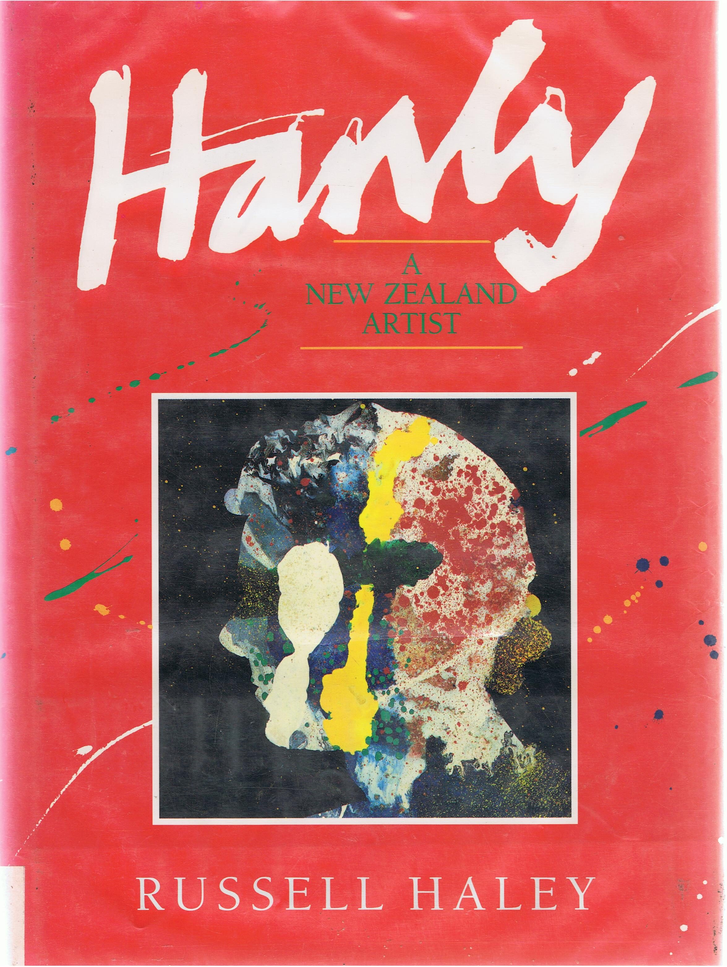 Image for Hanly: A New Zealand Artist.